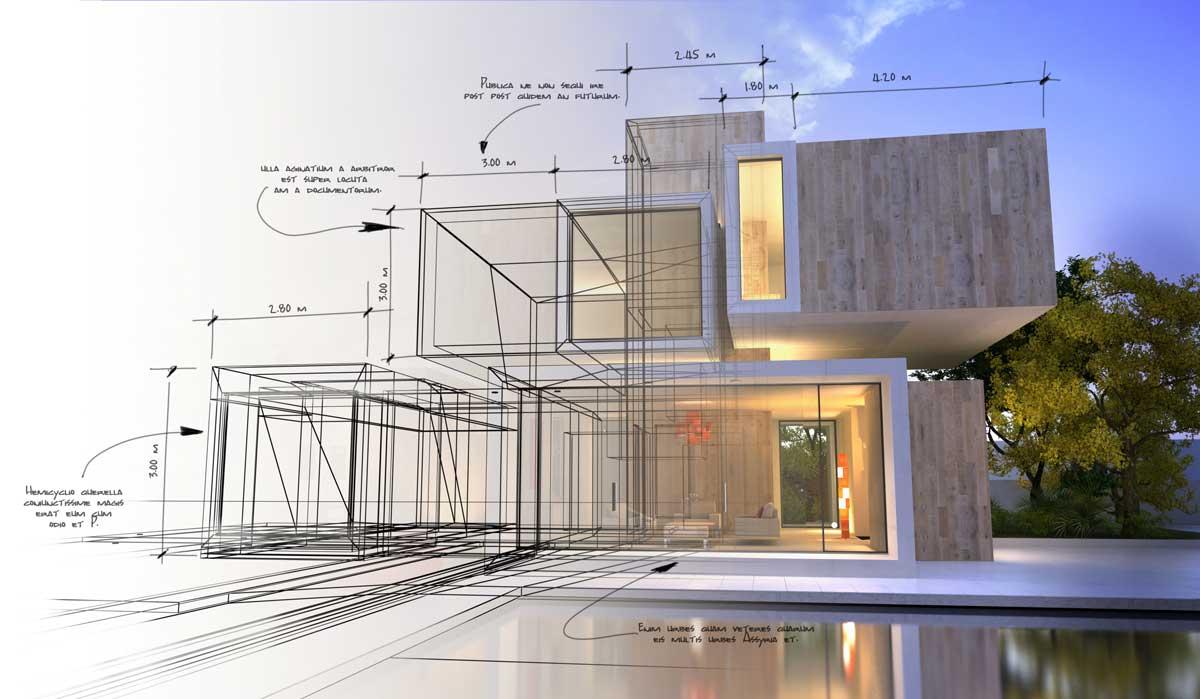 Progettazione esterni